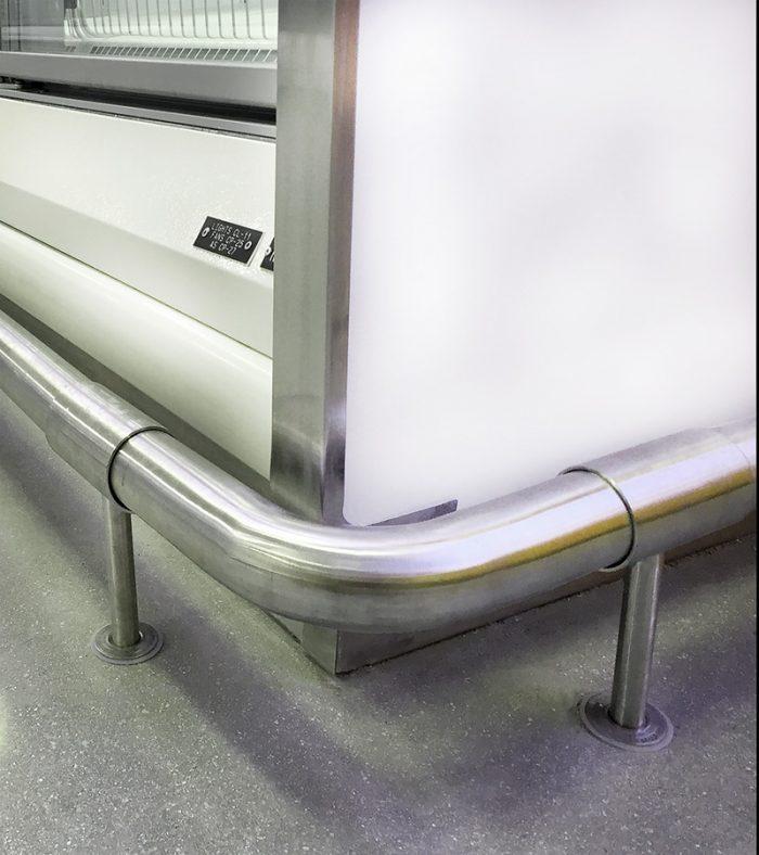 CartStop Stainless Steel , rostfritt