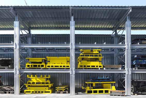 ROSSS Pallställage för tungt gods