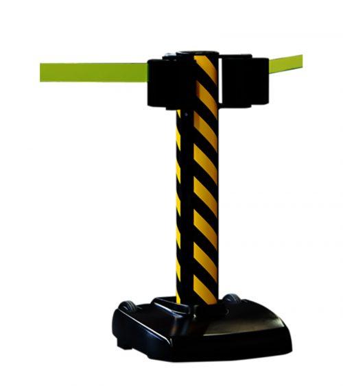 Storetrac Double gul-svart